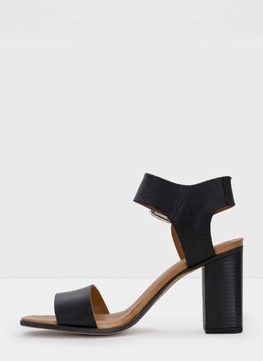 Aldo Vlora-Tr - Siyah Kadin Topuklu Sandalet Siyah